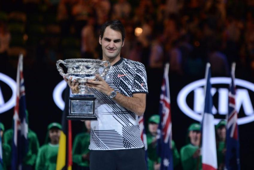 Roger Federer: 'I am ready to go the long, hard road'