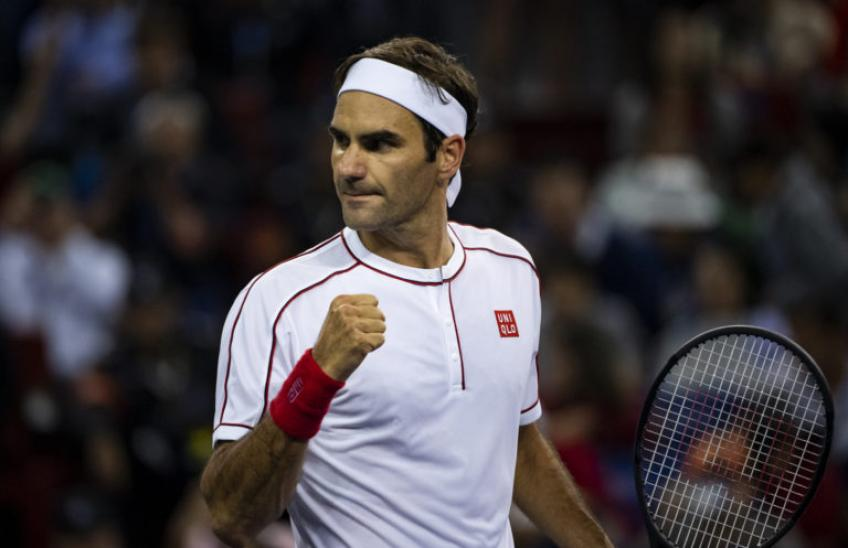 Roger Federer: 'The whole thing with regard to...'