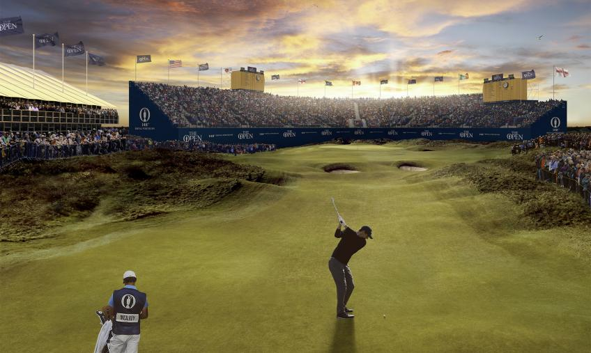 Open Championship in 2021 will be played