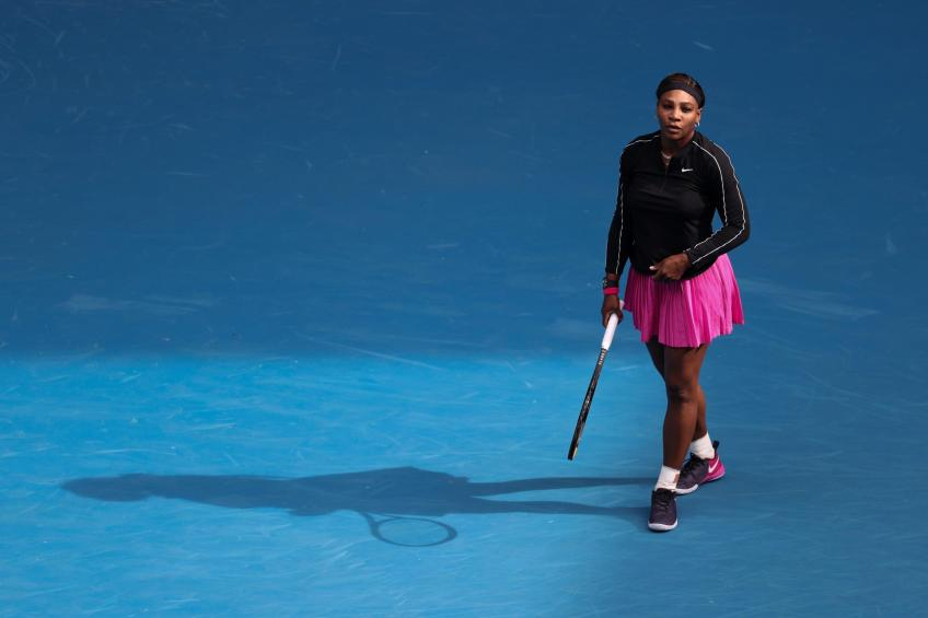 """Serena Williams: """"In the evening I go to Melbourne for dinner to relax"""""""