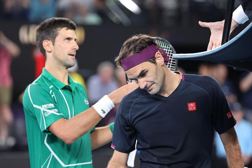 Djokovic: 'Roger Federer, Nadal and myself are going to make sure...'