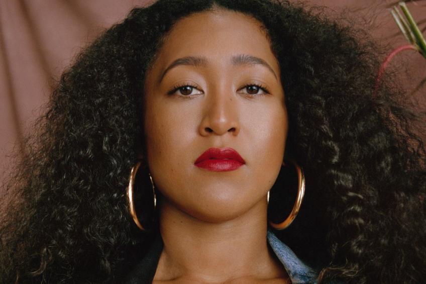 Naomi Osaka queen of brands: she is also in the new Levi's campaign
