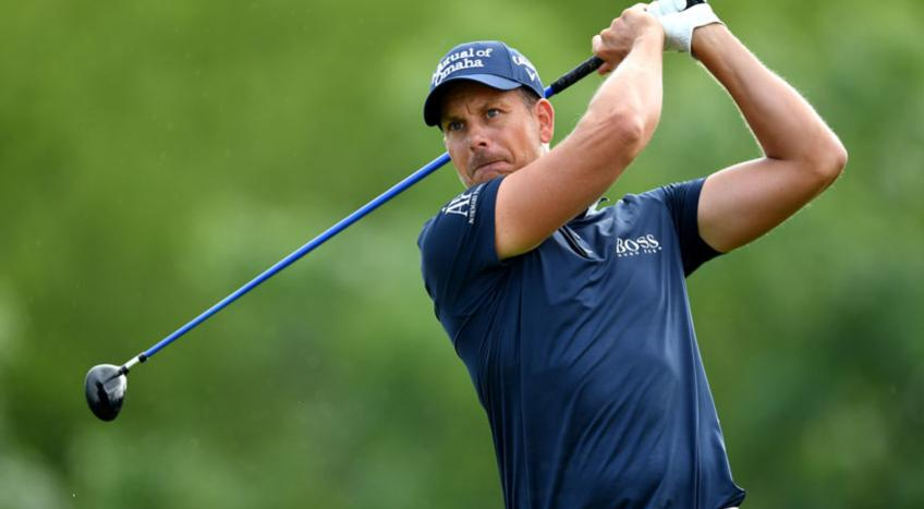 "Henrik Stenson from golf to football: ""Ready"""