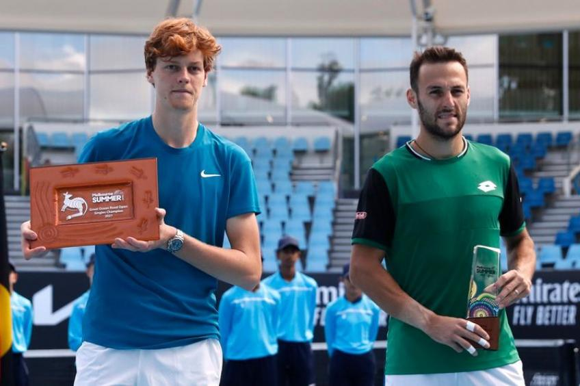 Jannik Sinner Sometimes losing important matches can help you even more than winning