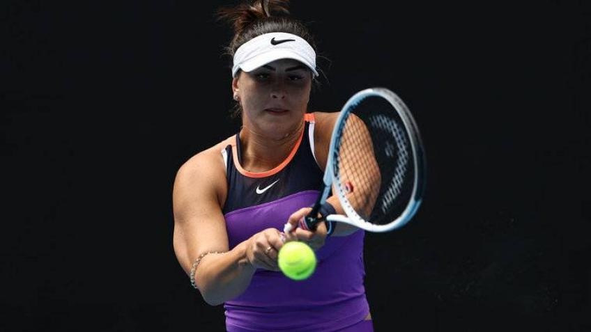 """Bianca Andreescu: """"Yesterday I was very nervous about the match"""""""