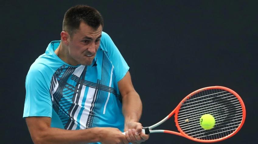 Bernard Tomic's fairytale dream comes true winning Melbourne opener over Sugita