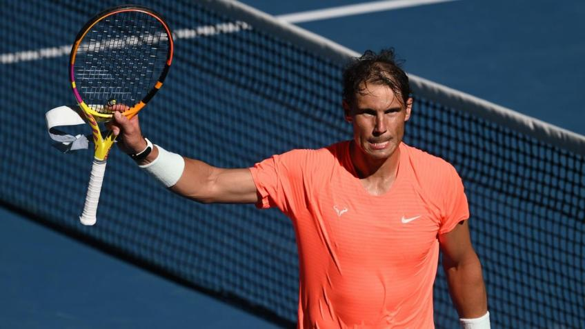 Rafael Nadal: People think I'm routine guy, truth is I'm not very organized