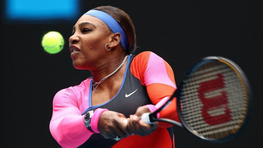 """Serena Williams: """"I still have to find the balance"""""""