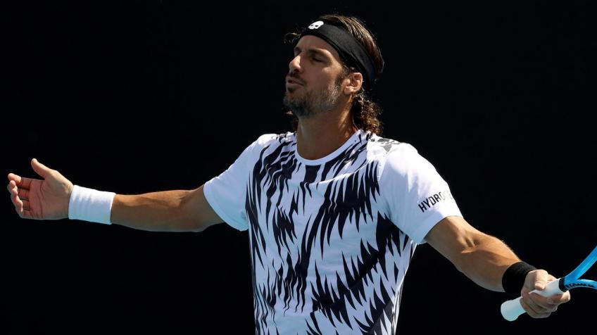 Feliciano Lopez: Winning Grand Slam match at this stage is very special