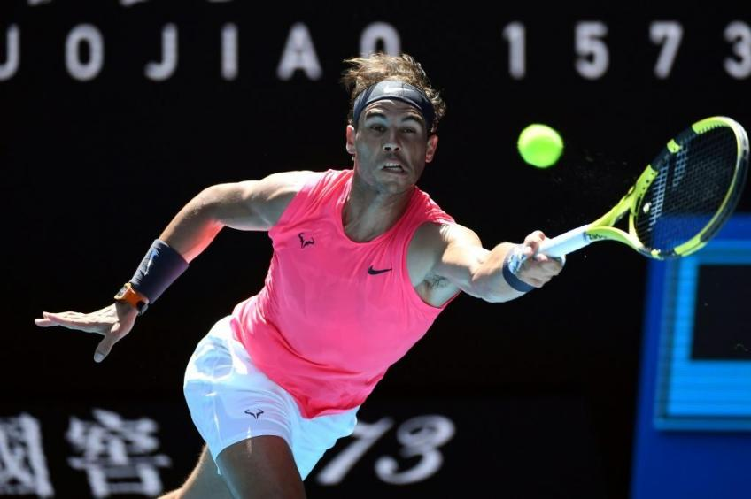 'I think Rafael Nadal's obviously not really got many weaknesses', says ATP ace