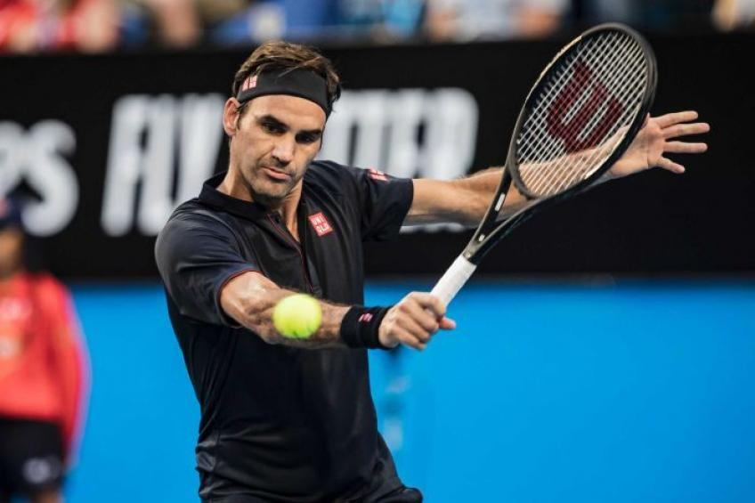 'When you watch Roger Federer play tennis it comes...', says Mirza