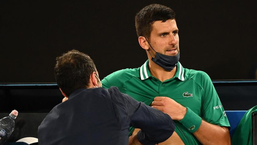 Novak Djokovic: I'm going to make young generation work their butt off for GS titles