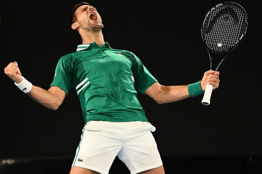Novak Djokovic: 'I'm not sure if I would be able to play against Milos Raonic'