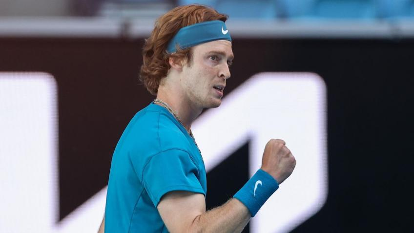 Andrey Rublev speaks extremely positively of rising Russian Aslan Karatsev
