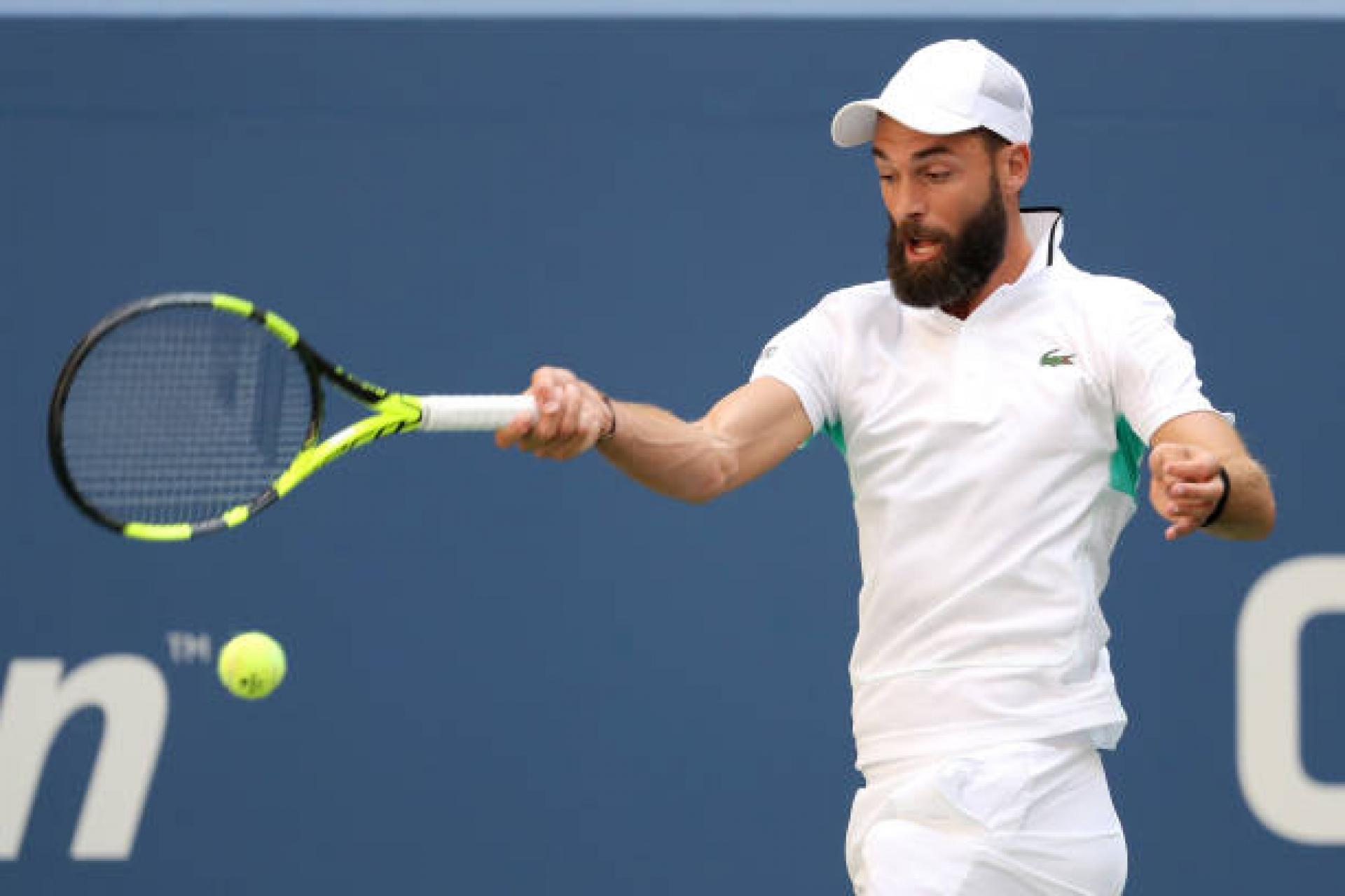 Benoit Paire Has Worst Forehand On Atp Tour Brad Gilbert
