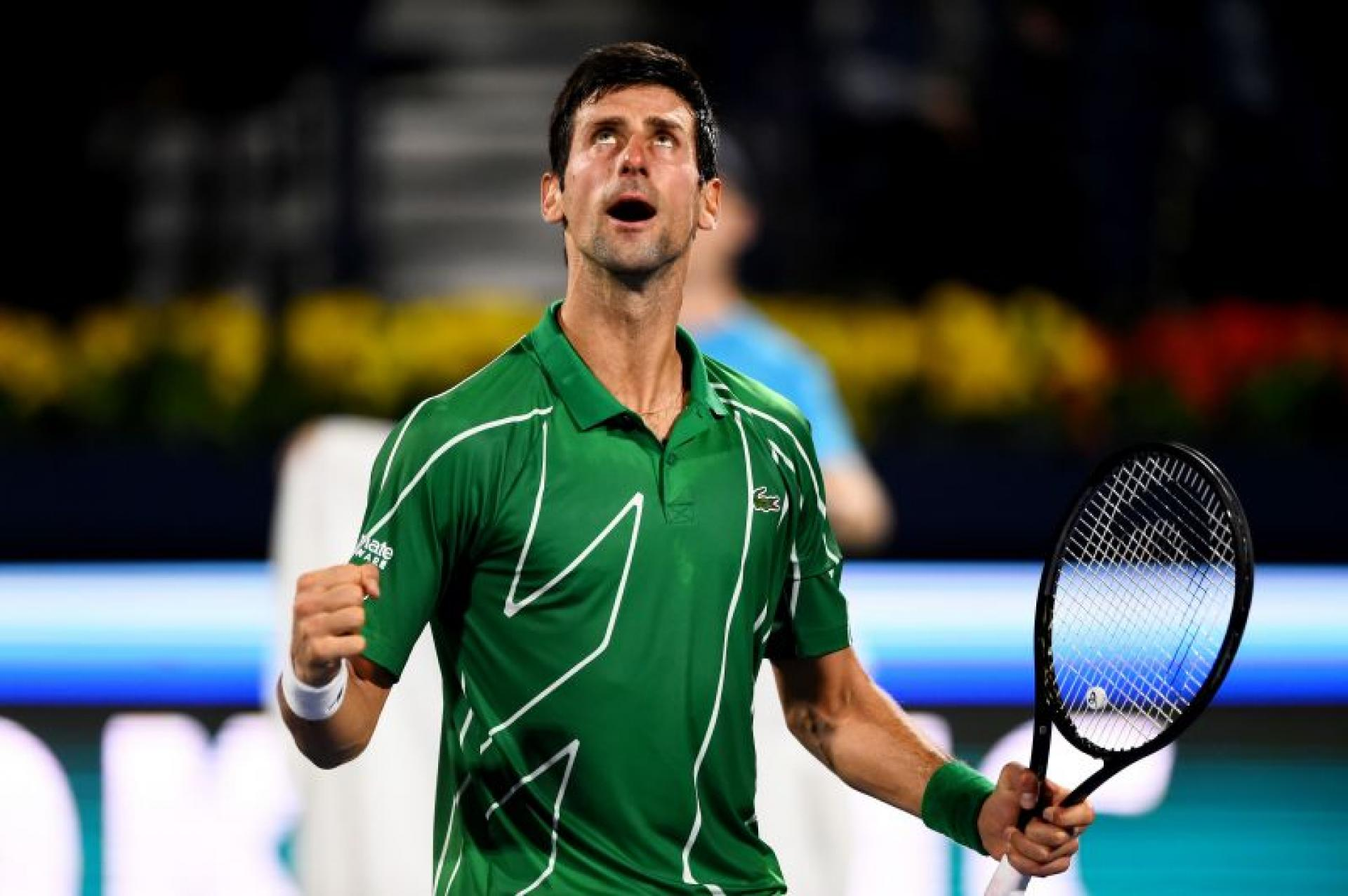 Patience It Doesn T Matter If Novak Djokovic Is Friendly Or Not On The Pitch