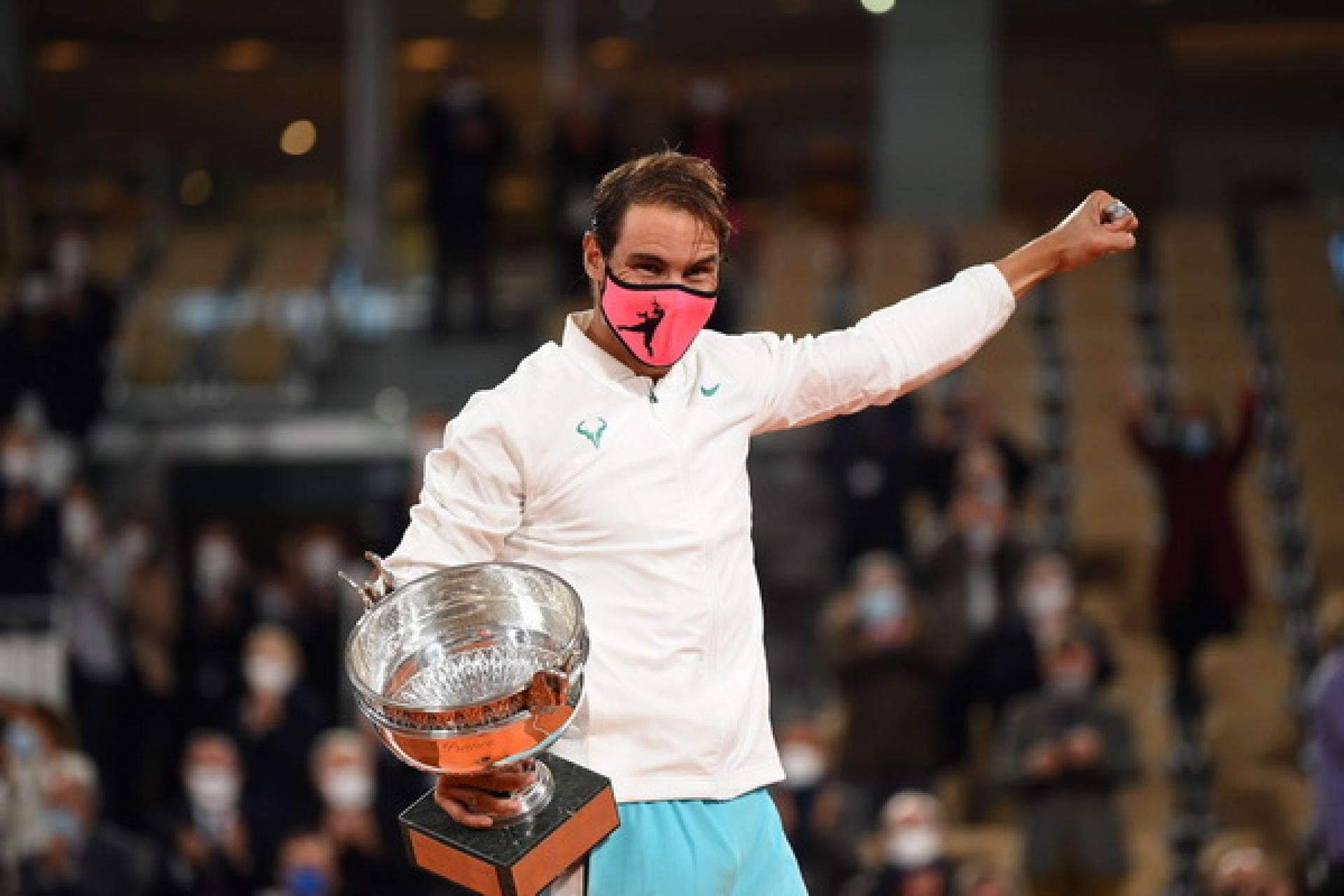 Francisco Roig Rafael Nadal Has Improved Serve In The Past Three Years To