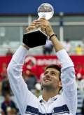 ATP Montreal - Djokovic holds off Fish for 5th Masters title of the year