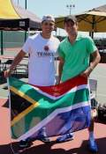 Tennis: South African duo shine at Futures event in USA