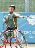 SUPER SITHOLE RETURNS HOME