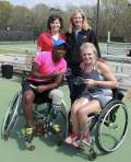 Doubles Delight For Montjane At Cajun Classic