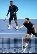 ATP Doubles - Indian Express lose first match in London
