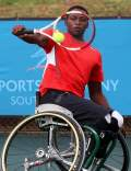 Lucas Sithole & KG Montjane Advance At Gauteng Open