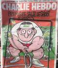 Charlie Ebdo and His Doping Satire on Tennis. Who are they trying to Hit?