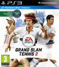 McEnroe on front cover of Grand Slam Tennis 2 game