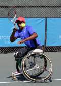Maripa Set Off for Wheelchair Tennis Doubles Masters