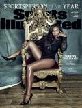 Serena Williams beats Novak Djokovic: she is the sportsperson of 2015