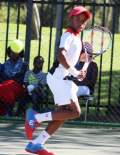 WILD CARD BONANZA FOR TENNIS JUNIORS