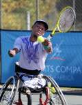 SITHOLE PRIMED FOR PAYBACK AT GAUTENG OPEN