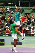 ATP Miami - Paes Stepanek win doubles title