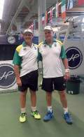 SOUTH AFRICAN TENNIS SENIORS IMPRESS AT WORLD CHAMPS