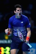 Raonic finishes off the season satisfied but still 'title' hungry