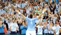 Del Potro: 'I broke my little finger but it was all about winning'