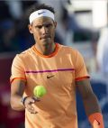 Rafael Nadal: 'Moya will help me a lot. My wrist is ok'