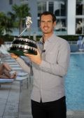 Murray and Kerber named athletes of the year in Great Britain and Germany
