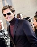 Roger Federer is the most Stylish Man of the year!