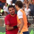 Alexander Zverev: 'Did I broke Wawrinka's party? Not at all!' And he is right (PIC INSIDE)