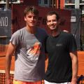 Andy Murray practice in France... but not in Rouen (VIDEO INSIDE)