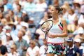 WTA Charleston: Pliskova comes from a set down to oust Petra Kvitova