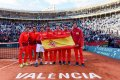 Successful Spanish sail through the uncharted waters of Davis Cup