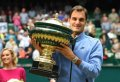 'It won't be easy for Roger Federer to win Halle' - Tournament director