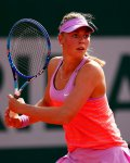 Carina Witthoeft: 'I look like Maria Sharapova'