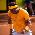 Rafael Nadal: 'It was tough, but you have to go through these moments'