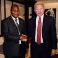 Boris Becker Gets Diplomatic Honours by Central African Republic