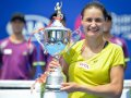 Monica Niculescu Says She Has No Plans to Stop Playing Yet