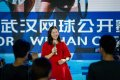 Li Na extends contract with WTA Wuhan Open